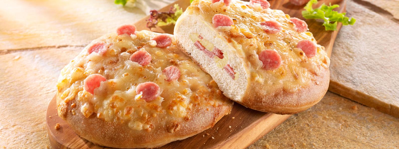 Brötchentasche Salami