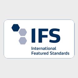 DERMARIS IFS Zertifikat