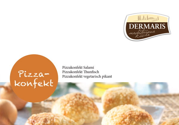 DERMAIRS Produktinformation Pizzakonfekt