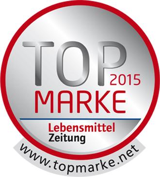 DERMARIS Lebensmittel-Zeitung TOP Marke 2015