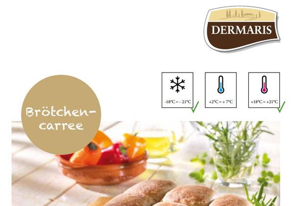DERMARIS Produktinformation Brötchencarree
