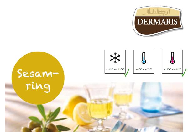 DERMARIS Produktinformation Sesamring