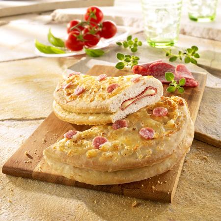 Flatbread Salami
