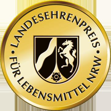 DERMARIS Landesehrenpreis Lebensmittel NRW 2018