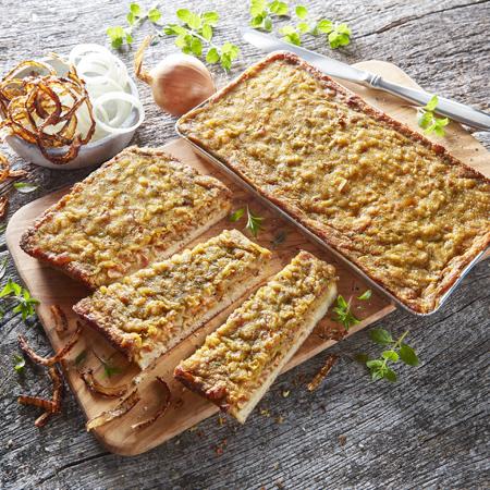 Zwiebelkuchen von Dermaris