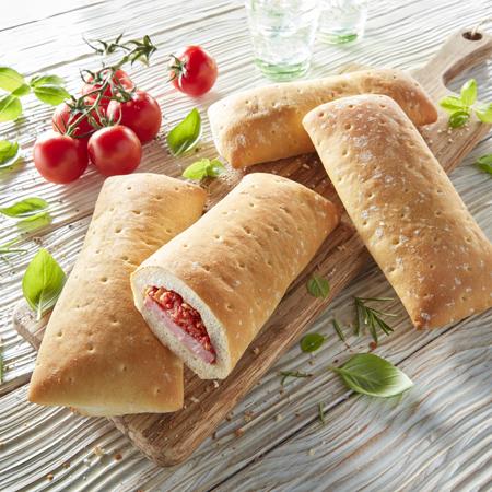 Bifi Tasche mit Tomate und Käse